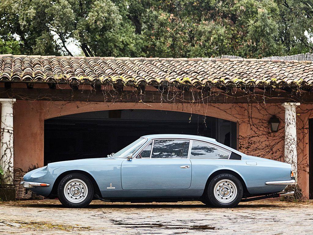 1960 ferrari 250 gt cabriolet series ii colombo v12 2953 cm 1969 ferrari 365 gt 22 colombo v12 4390 cm 320 bhp vanachro Image collections