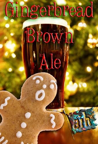 Gingerbread Brown Christmas Spiced Ale - Brew a Spiced Ale