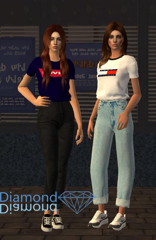 Pin tillagd av Jens langlotz p sims 4 3  Sims 4 Sims och Klder