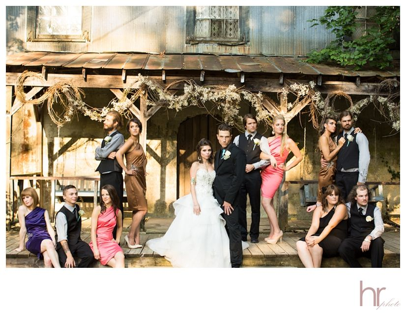 My Dream Venue Evins Mill Tennessee Wedding