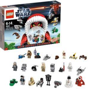 Mit dem LEGO 9509 Star Wars Adventskalender ist im Handumdrehen Weihnachten!    Freue dich auf Weihnachten und entdecke jeden Tag eine neue galaktische Überraschung. Dieser Kalender lässt die Herzen von kleinen und großen Star Wars Fans höher schlagen!    Bequem bestellen und liefern lassen:  www.mytoys.de/LEGO-Star-Wars-LEGO-9509-Star-Wars-LEGO-Star-Wars-Adventskalender/LEGO-Weihnachten/LEGO/KID/de-mt.to.br01.21.105/2431233