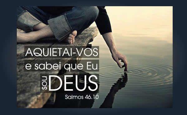 Pin De Miriam Povoa Em Fe Com Imagens Salmo 46 Salmos Vida