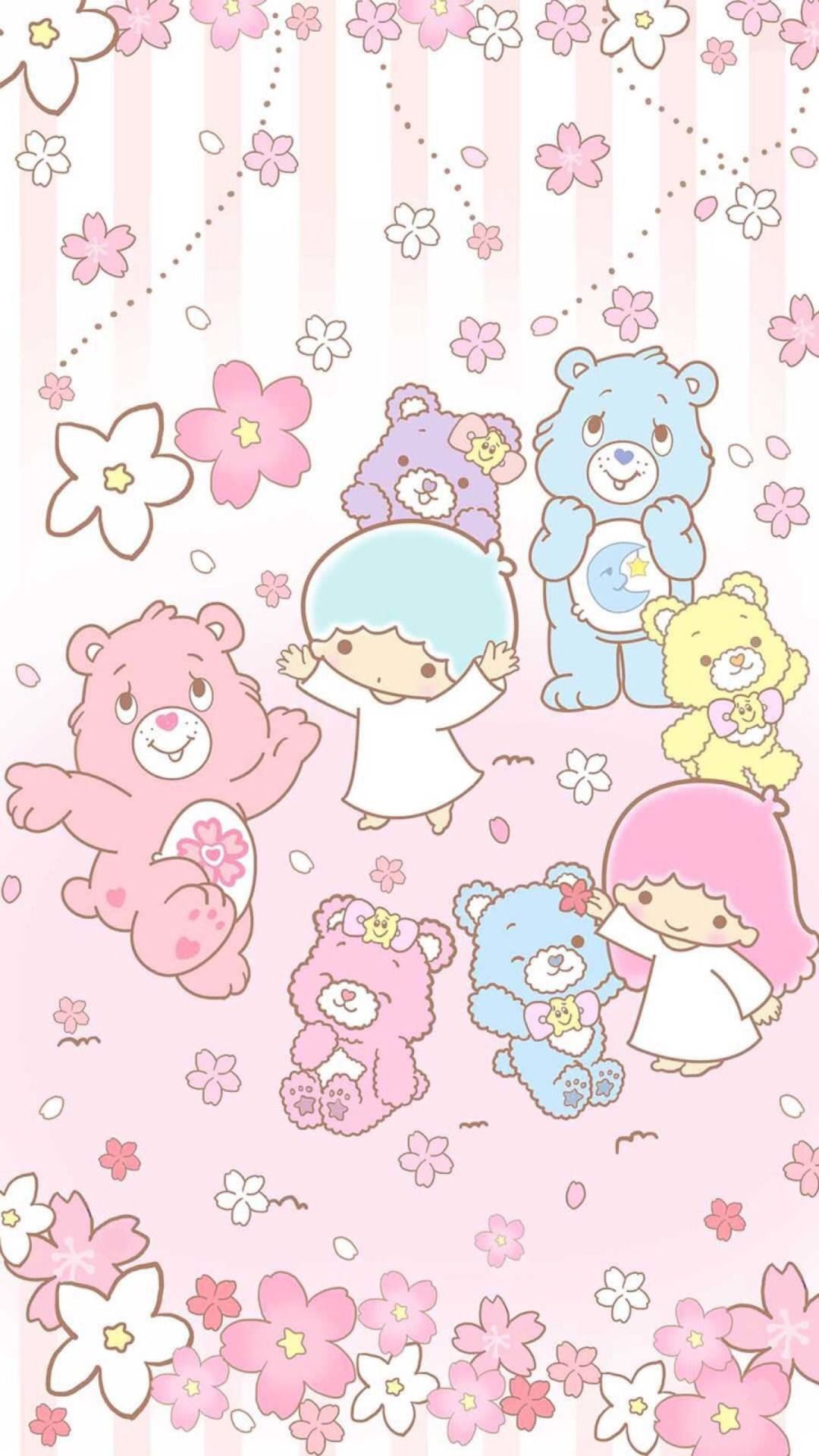 Download Wallpaper Hello Kitty Bear - 7d7e5b74856750b4ba7353537ca57194  Picture_629793.jpg
