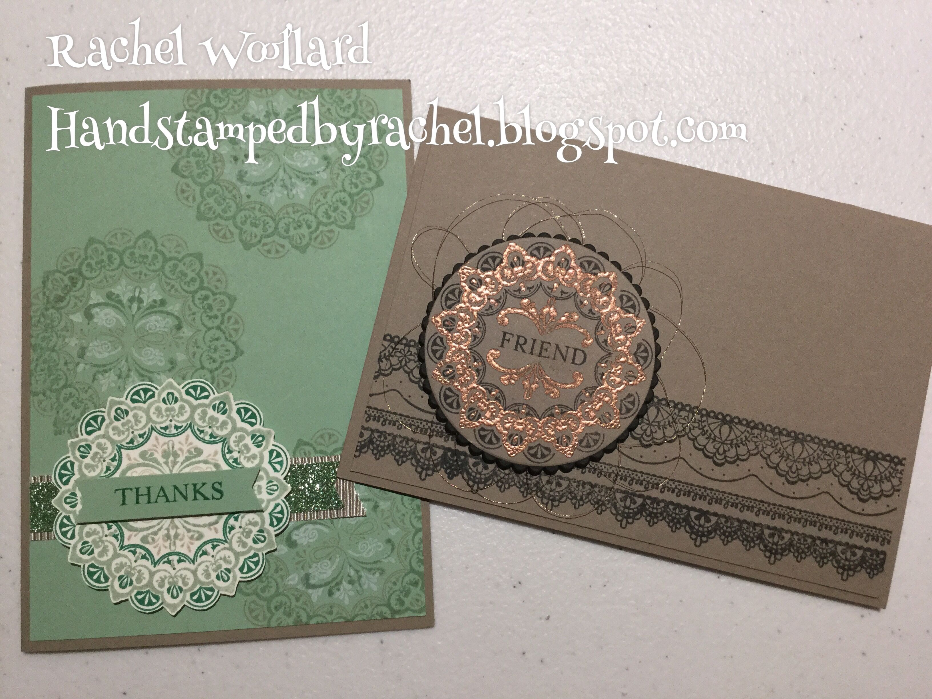 coloured different you stamps card one crafty called used educator i on times heart medallion simply the several stamp lace