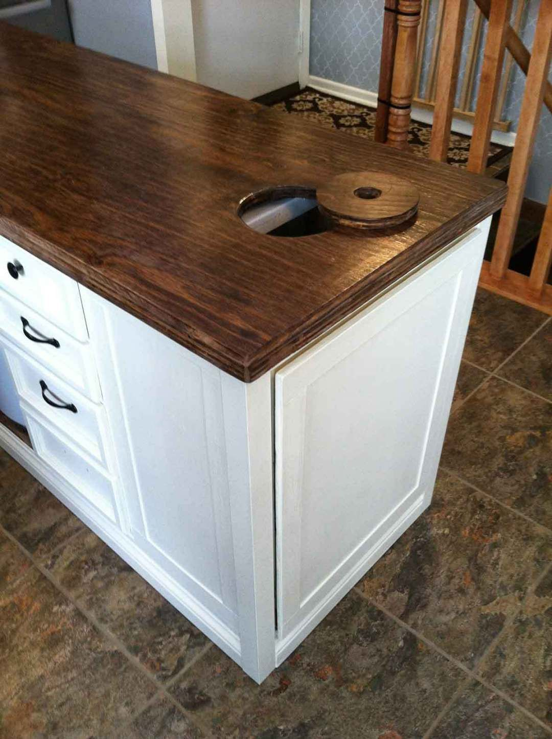 How To Make Your Own Counter For 20 Plywood Kitchen Kitchen Models Kitchen Colors