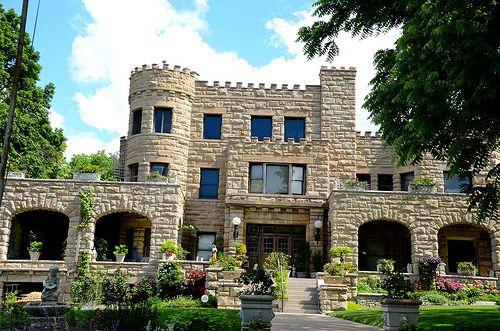 Historic Mansions Kansas City Kansas City Museum Kansas City Missouri Mansions