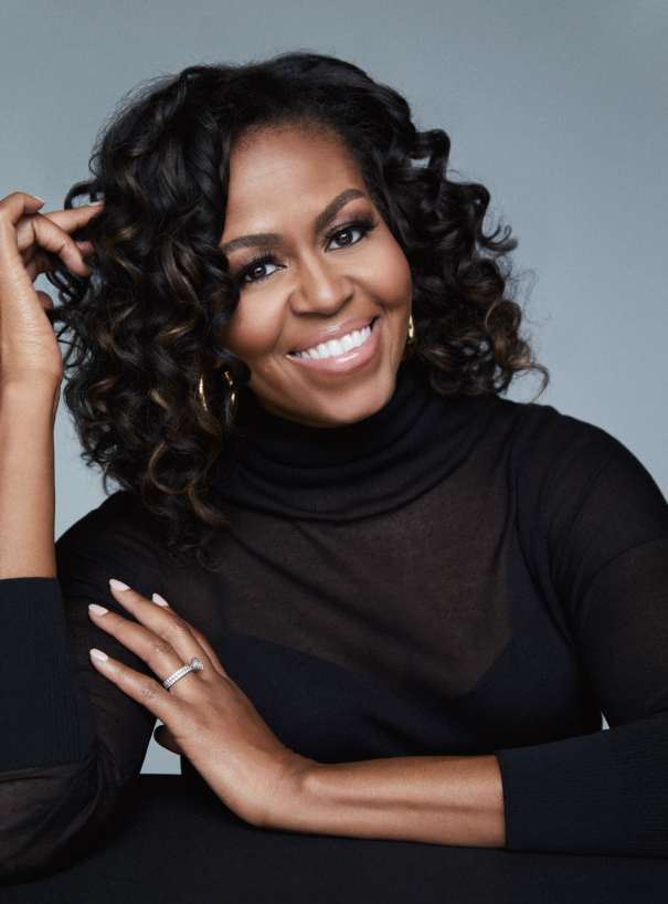Special Guests Announced For Mondays With Michelle Obama Michelle Obama Hairstyles Michelle Obama Barak And Michelle Obama