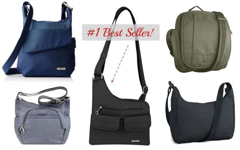 Anti Theft Travel Bags For Women