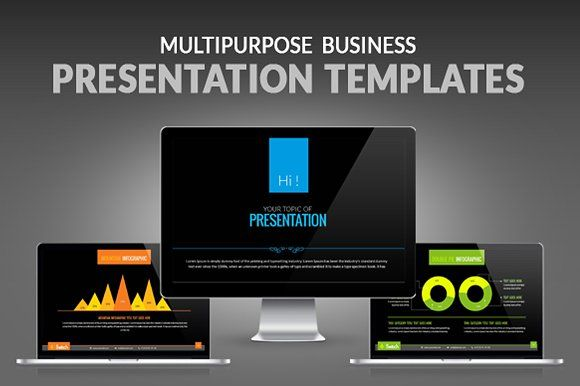 PowerPoint Presentation Template By ContestDesign On Omairsart