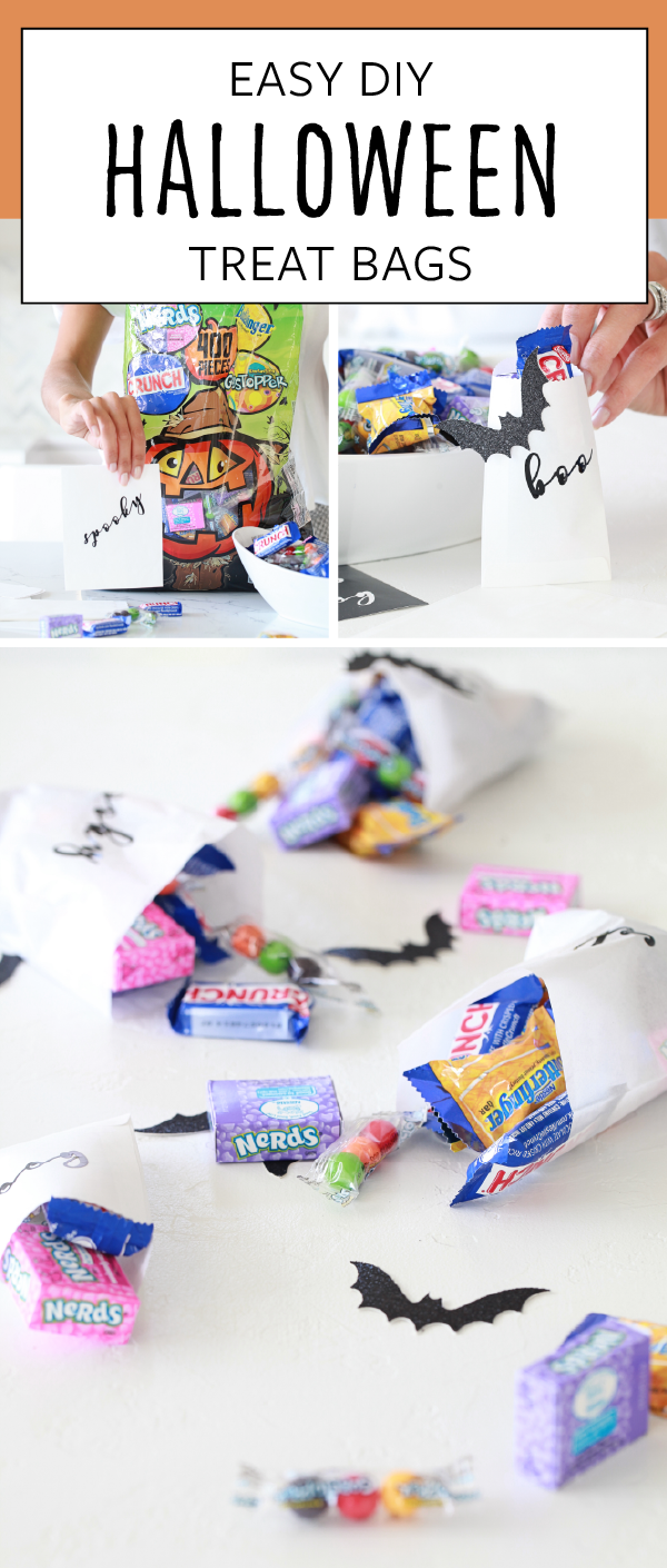 Get The Whole Neighborhood In Spirit With These Easy Diy Treat Bags