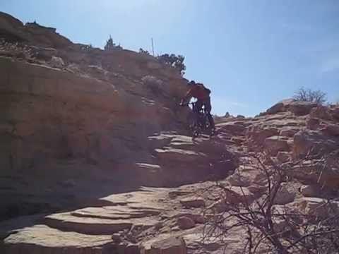 Kokopelli Loops - Marys, Horsethief, Steves, and Wranglers Mountain Bike Trail, Fruita, Colorado