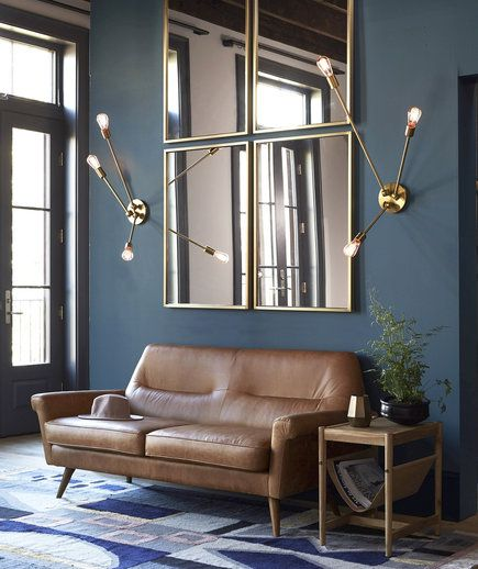 8 Clever Decorating Ideas From The New Fall Home Catalogs