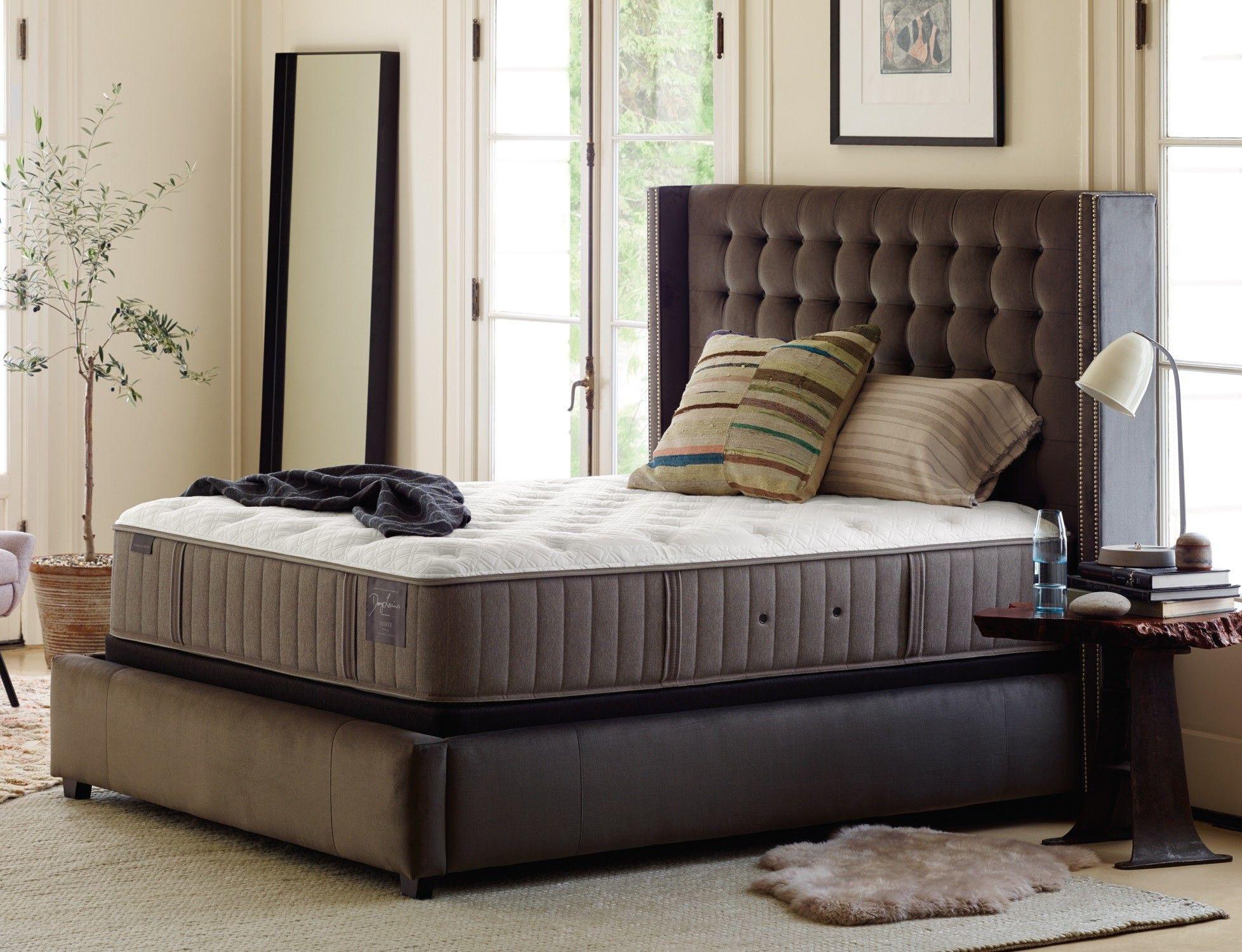 Estate 14 Firm Gel Memory Foam Mattress #pillowtopmattress