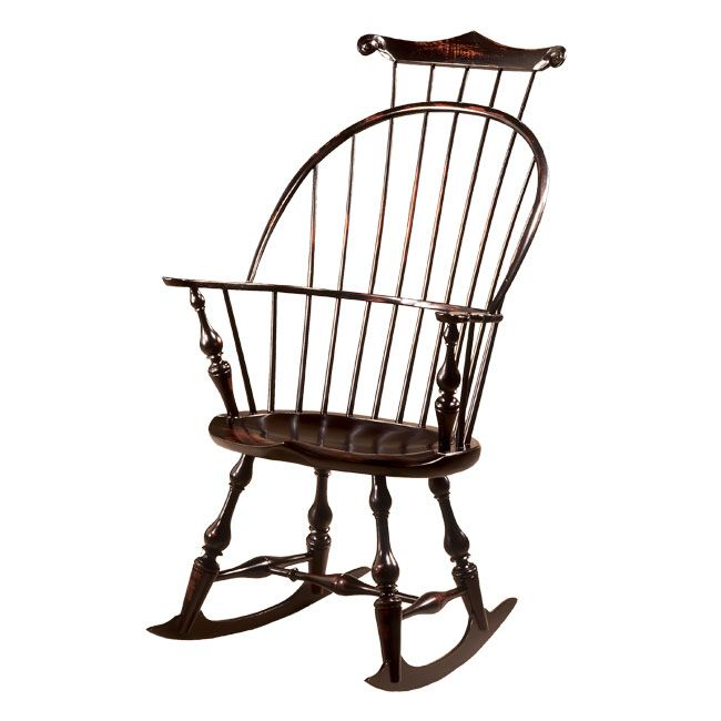 D R Dimes Bow Back Rocker With Comb From Leonards Furniture Of  Massachusetts. I Want This For My Home! Www.leonardsdirect.com