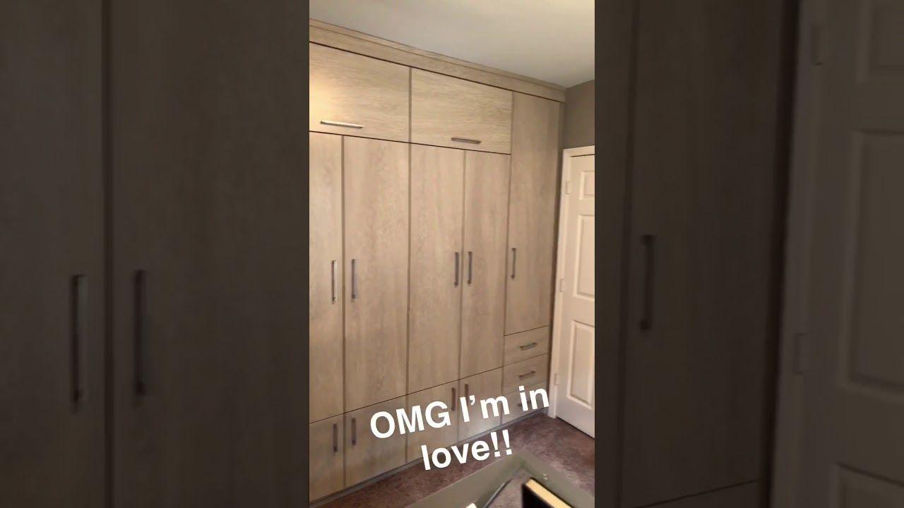 California Closets Custom Cabinetry