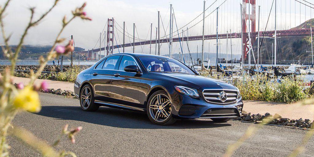Intelligence On Four Wheels The E Class Sedan Eclass Thebestornothing Mercedes Benz Benz Fort Walton Beach