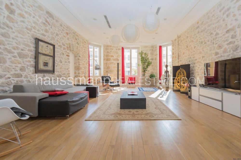 Appartement Luxe Et Prestige A Vendre Nice 7 Pieces 228m 1594733 Salon Spacieux Salon Coin Appartement