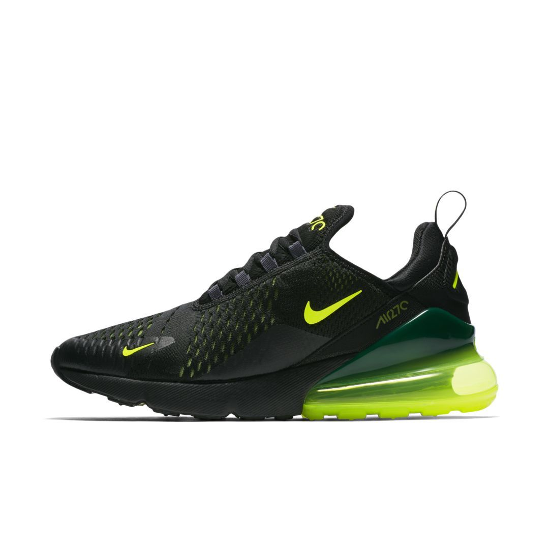 info for 992c6 79b95 Nike Air Max 270 Men's Shoe Size 10.5 (Black) | Products | Pinterest ...