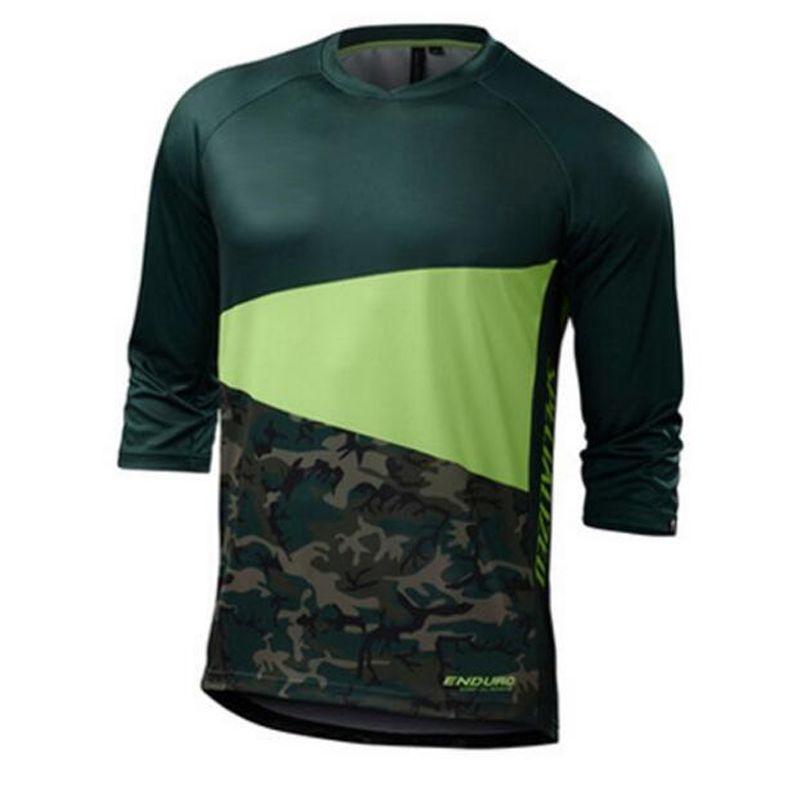 c9b1ff57f motocross gear Downhill Cycling Jerseys Custom Cycling DH Downhill MTB BMX  Jerseys 2017 new color