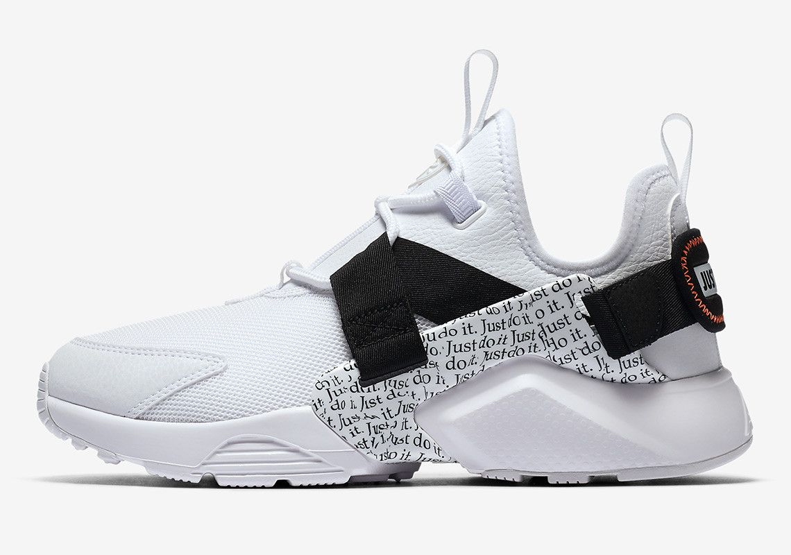 pretty nice d0e23 b6699 Nike Adds The Air Huarache City Low To Its Just Do It ...