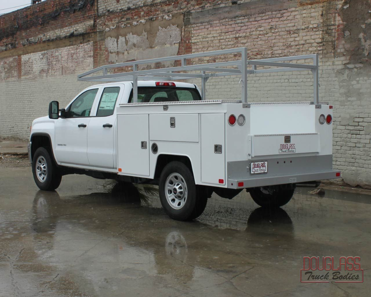 customs bed gmc beds white truck advantage bale custom