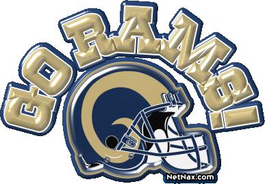 St. Louis Rams Ricky's favorite team! St louis rams