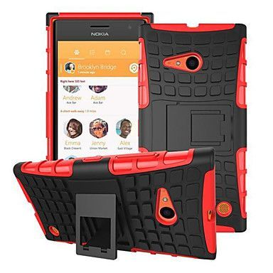 Heavy Duty Armor Stand Case for Nokia (Multiple Models and Colors)