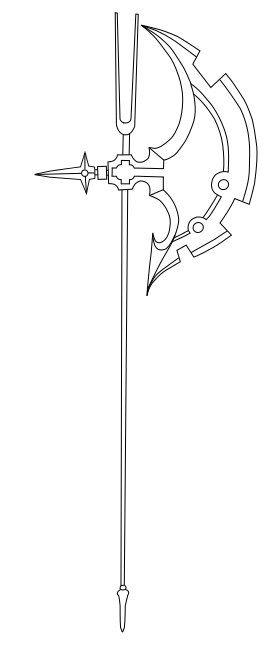 Rory Mercury Weapon Pattern