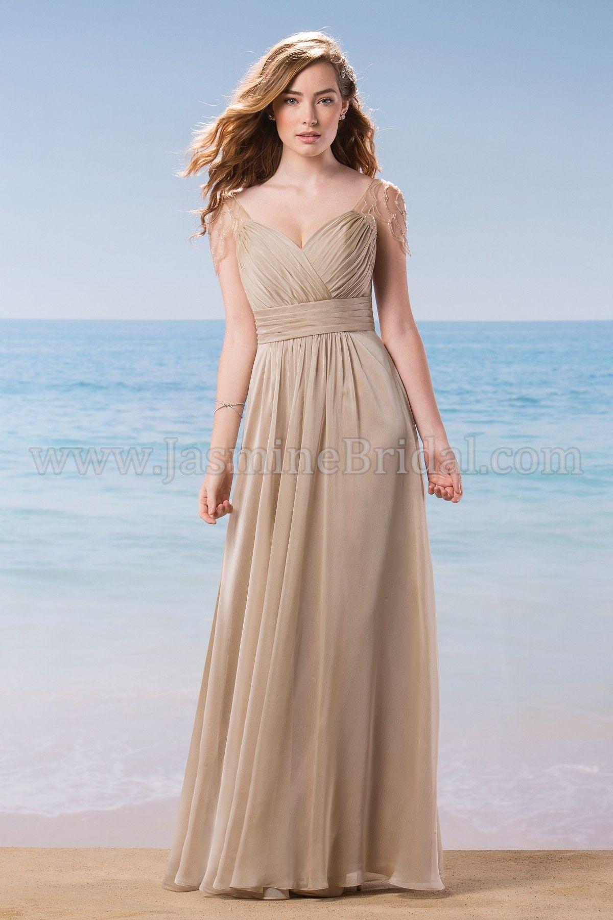 Jasmine bridal bridesmaid dress belsoie style l184009 in latte jasmine bridal bridesmaid dress belsoie style l184009 in latte ombrellifo Images