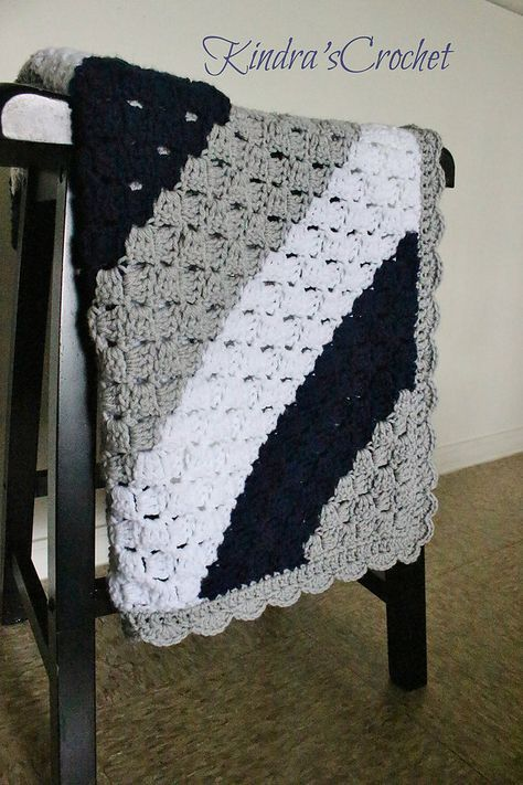 Hermosa Esquina A Esquina Patrón De Crochet Bandera - Ideas de ...