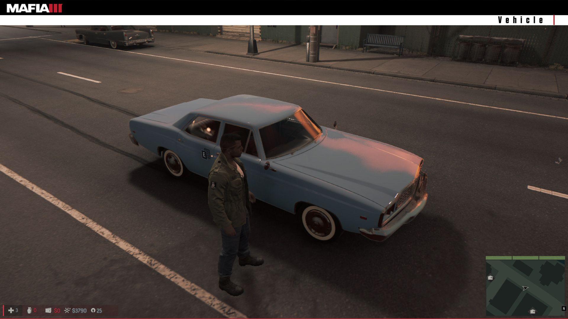 Artstation Police Car For Mafia Game Scythgames Studio Our