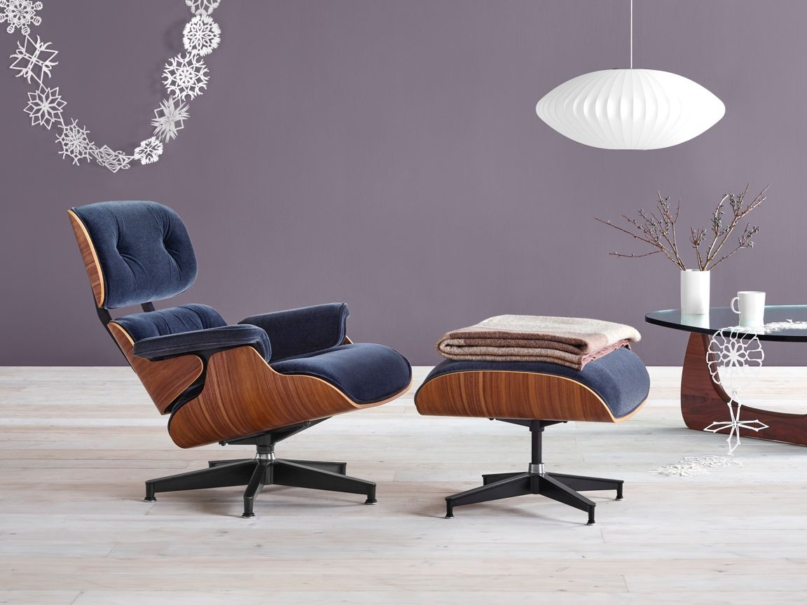Lounge Sessel Eames Your Dream Hermanmiller Eames Lounge Chair And Ottoman In Mohair