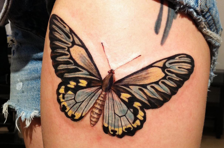 Photo of 30 Schmetterlings-Tattoos Design-Ideen für Männer und Frauen – MagMent
