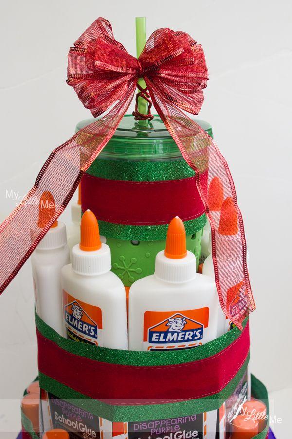 Teacher Christmas Gift Idea - Supply Christmas Tree - My ...