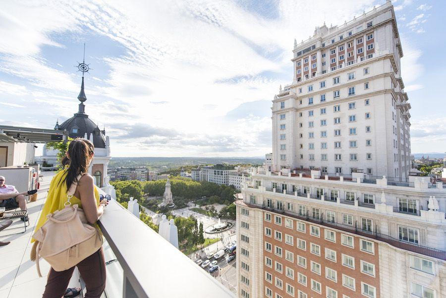 Dear Hotel Sky Lounge Un Imprescindible Al Atardecer Hotel Sitios Para Visitar Hoteles