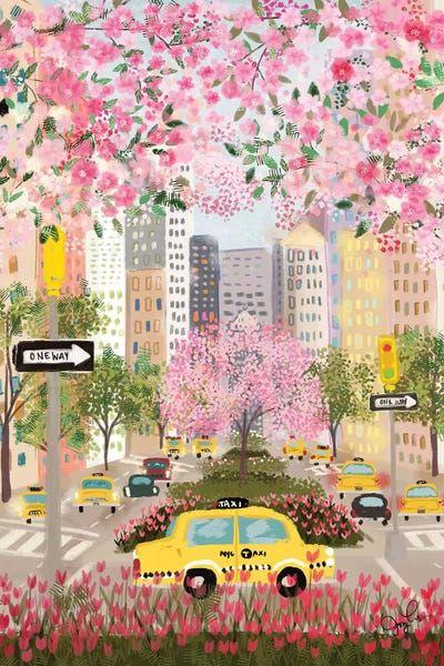 Park Avenue - Canvas Print