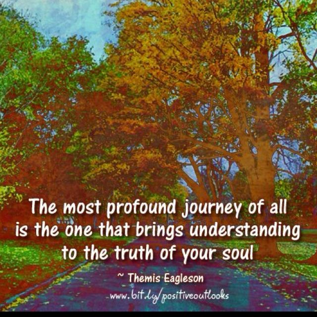 The journey of the soul...and Amen!!