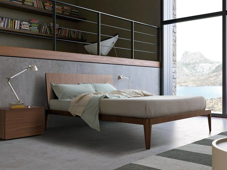 SPILLO 014 Double bed by PIANCA