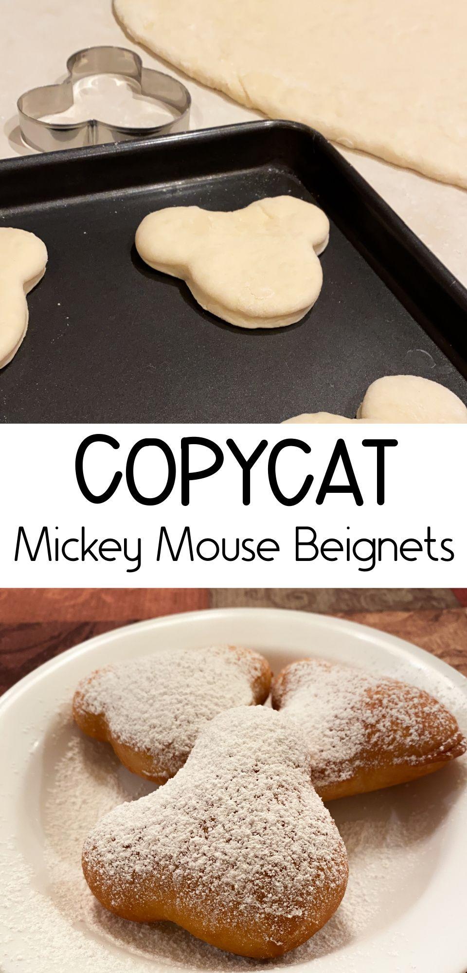 Copycat mickey mouse recipe recipe in 2021