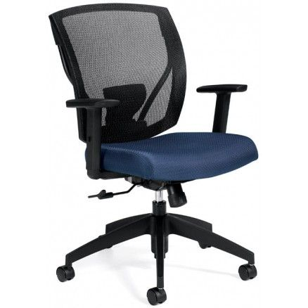 Global Ibex Mvl2804 Office Tilter Chair With A Mesh Back Available For Online Purchase At Ugoburo Ca