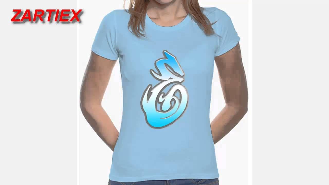 Nuevas Camisetas Personalizadas Customizadas Zartiex