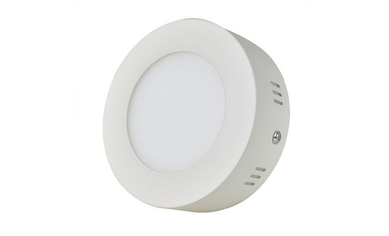 Surface Mounted Round Led Panel Light 6w D120mm 780x475 A Led