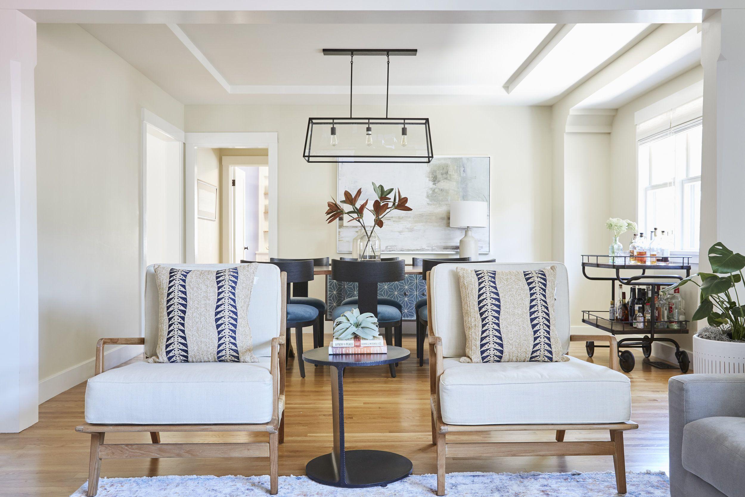 Best California Casual Living Dining Room Nina Jizhar Design 400 x 300