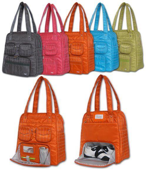 Lug Bags Puddle Jumper Gym Bag On Oprah S