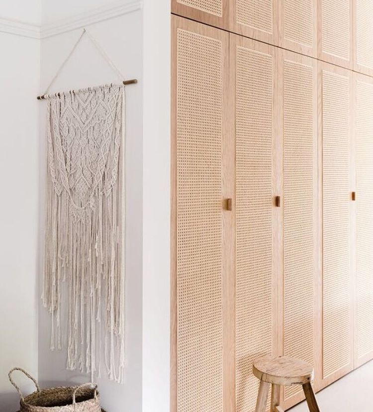 I Like The Cupboard Shape Possibility For Built Ins In: Rattan Joinery Door Detail