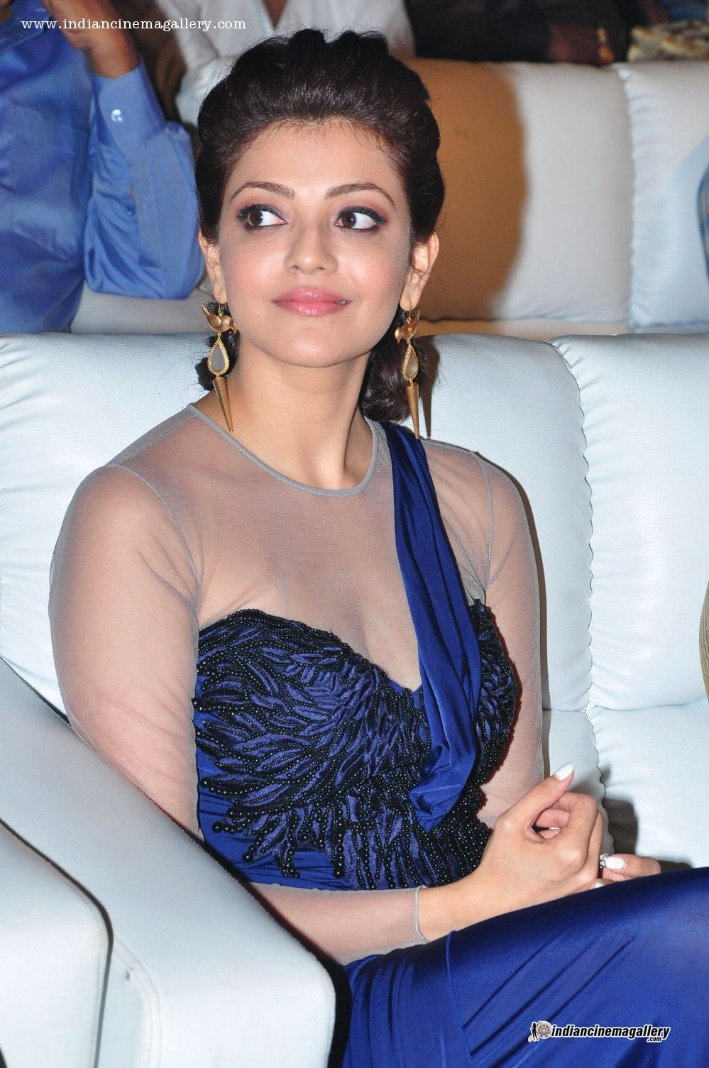 Kajal dress less images of love