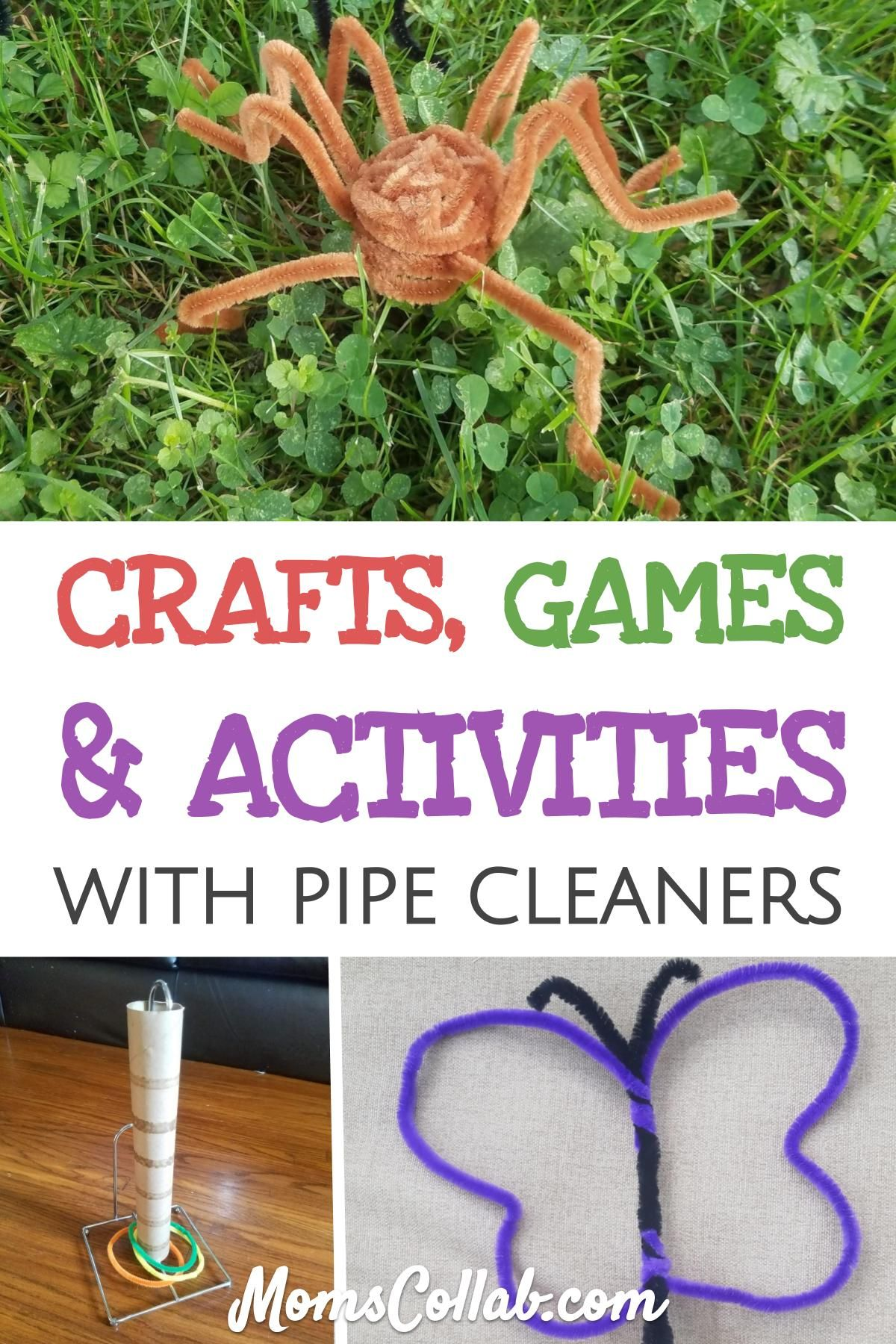 17++ Pipe cleaner crafts step by step ideas
