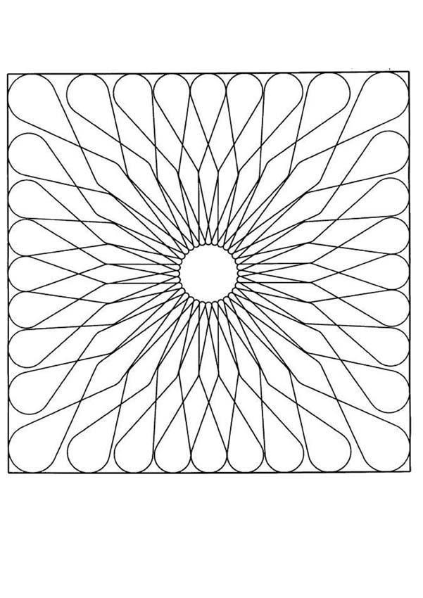 Printable mandalas: beautiful, intricate designs that you