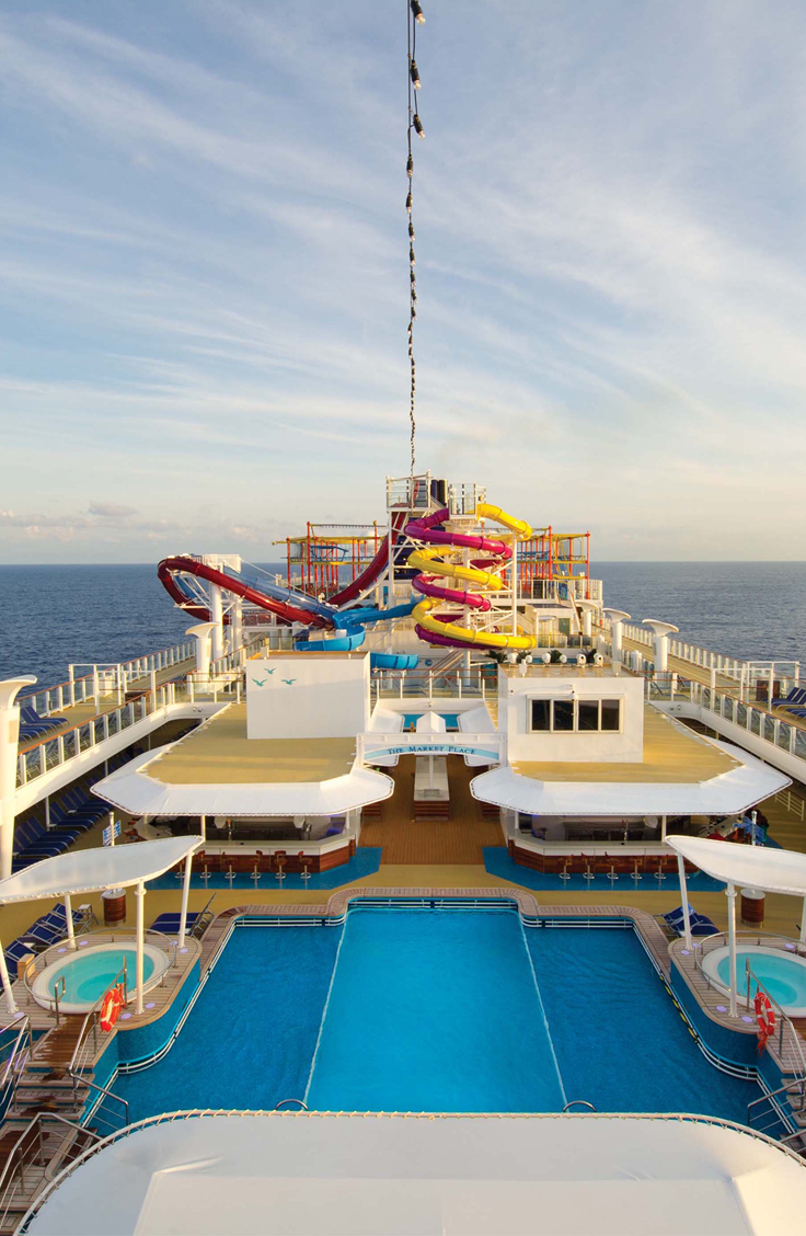 19 Best Cruise Ships For Kids In 2019