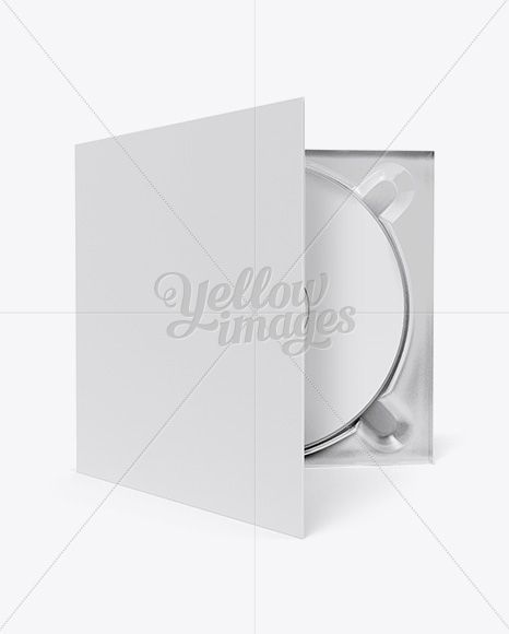 Half Open Digipak Mockup Half Side View In Packaging Mockups On Yellow Images Object Mockups Mockup Free Psd Mockup Free Download Design Mockup Free